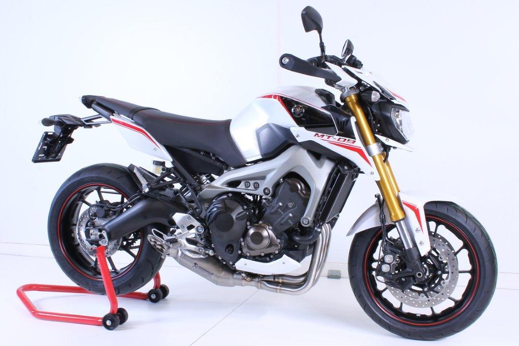 Yamaha MT-09 2014 - Naked bikes - Motor-Forum