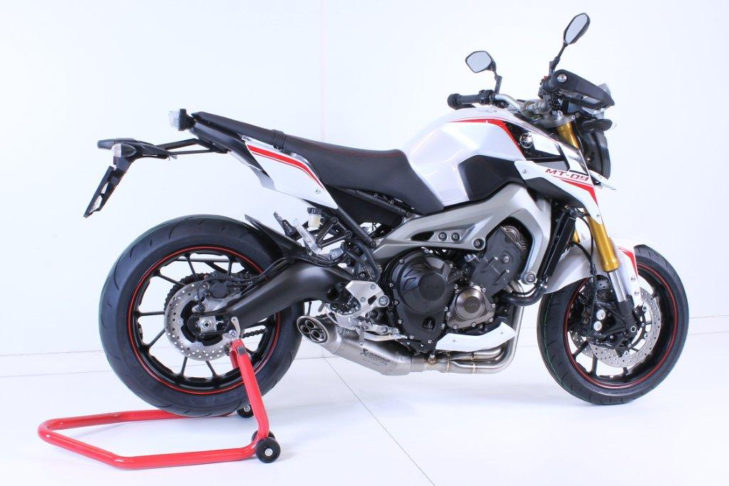 Yamaha MT-09 Street Rally Gebben Edition
