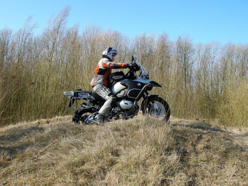 All-Road dag Gebben Motoren