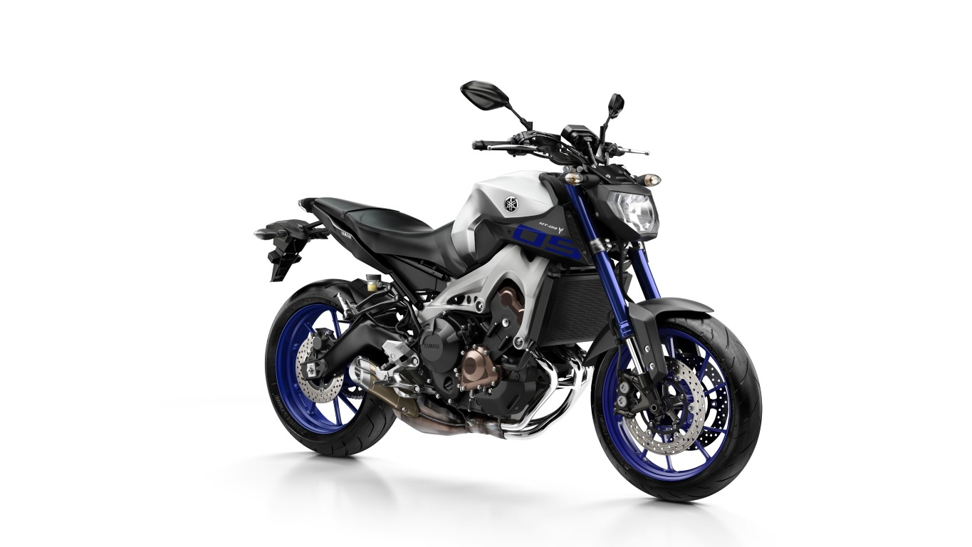 MT-09 ABS 2015