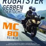 Rogatster Gebben Toertocht ism MC80 Ruinen