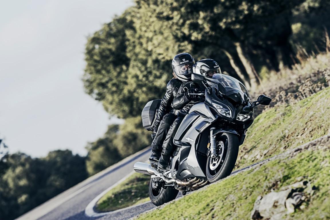 Nieuwe Yamaha FJR1300ABS 2016