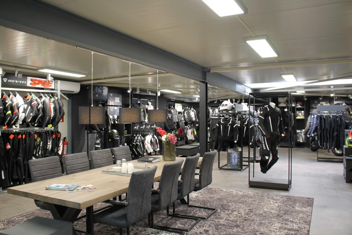 Revit Shop in Shop, Najaarsshow 8 en 9 oktober Gebben Motoren