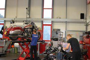 Werkplaats Gebben Motoren