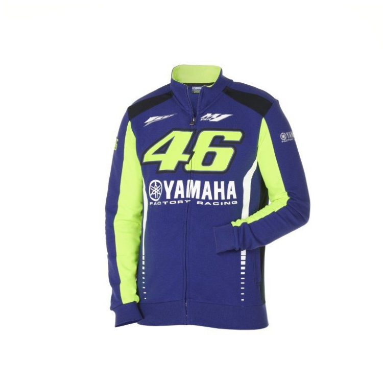 Rossi - Yamaha vest