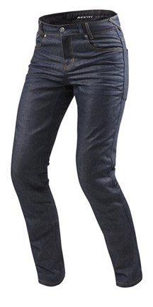 Revit jeans Lombard 2 dark blue front