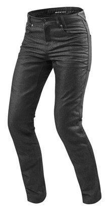 Revit jeans Lombard 2 dark grey front