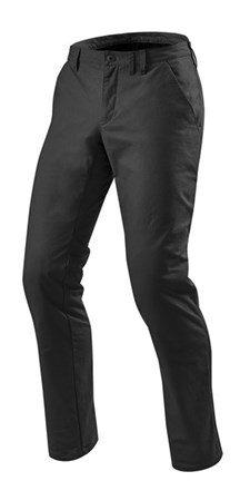 Revit pantalon Alpha black front