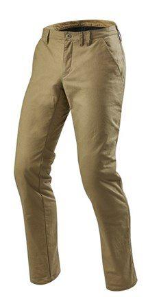 Revit pantalon Alpha camel front