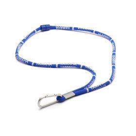 Yamaha keycoard blauw