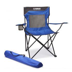 Yamaha race campingstoel blauw