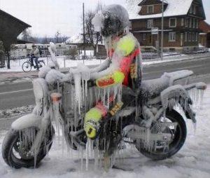 Winterbeurt, werkplaats Gebben Motoren