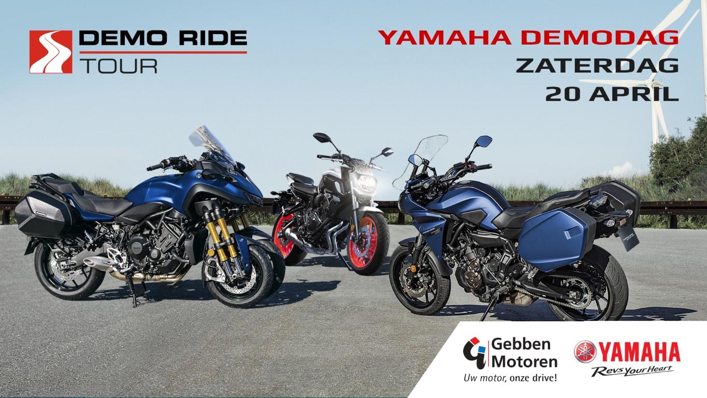 Yamaha Demodag 20 April 2019
