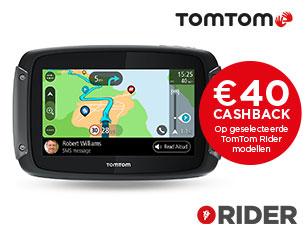 TomTom Rider Cashback