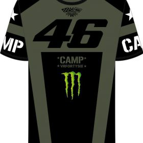 VR46 SHIRT VALENTINO ROSSI CAMP