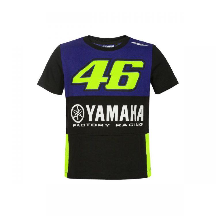 YAMAHA SHIRT VR46 VALENTINO ROSSI KIDS