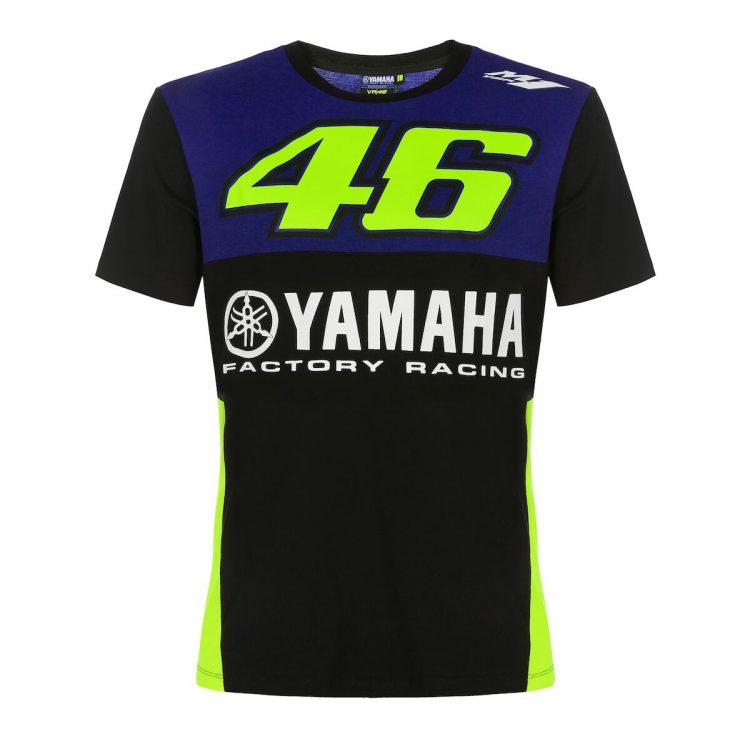 YAMAHA VR46 VALENTINO ROSSI SHIRT