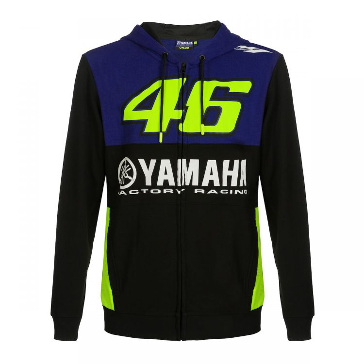 YAMAHA VEST VR46 VALENTINO ROSSI