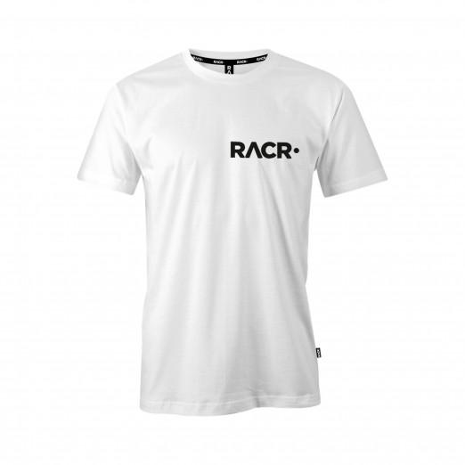 RACR SHIRT WIT 01 VOORKANT