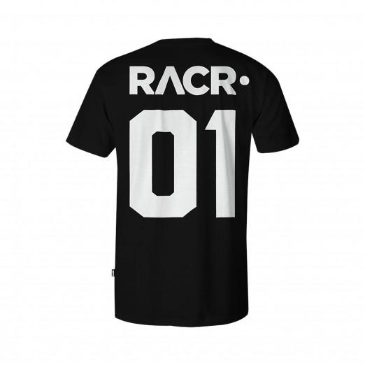 RACR SHIRT ZWART 01 ACHTERKANT