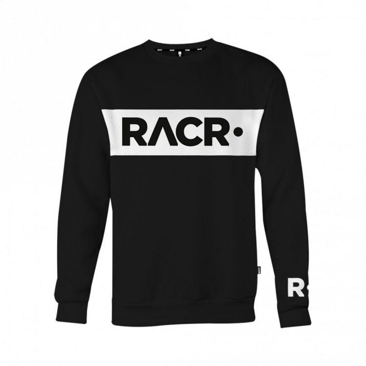RACR SWEATER ZWART
