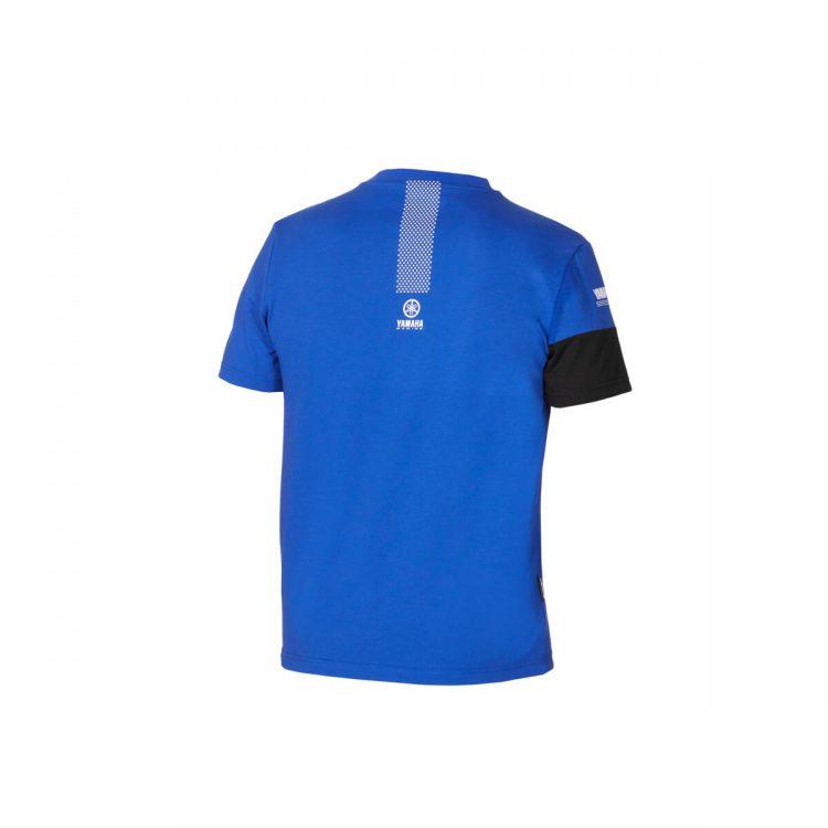 YAMAHA PADDOCK BLUE T-SHIRT HEREN