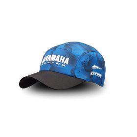 YAMAHA PADDOCK BLUE CAMO SPORT CAP
