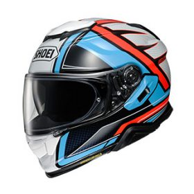 SHOEI HELM GT AIR II HASTE TC-2