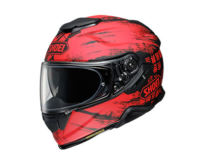 SHOEI HELM GT AIR II OGRE TC 1