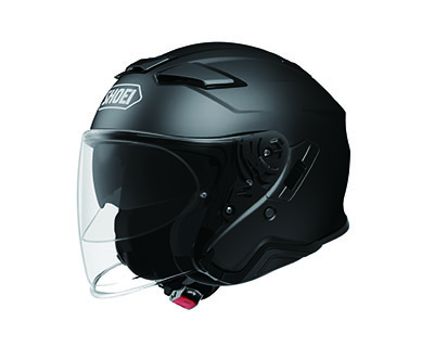 SHOEI HELM J-CRUISE II MAT ZWART