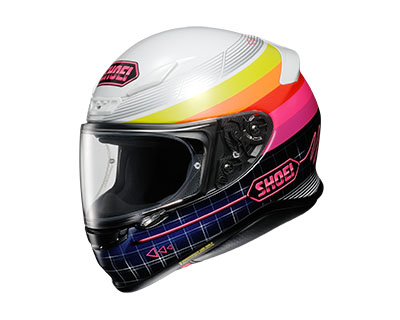 SHOEI HELM NXR ZORK TC 7