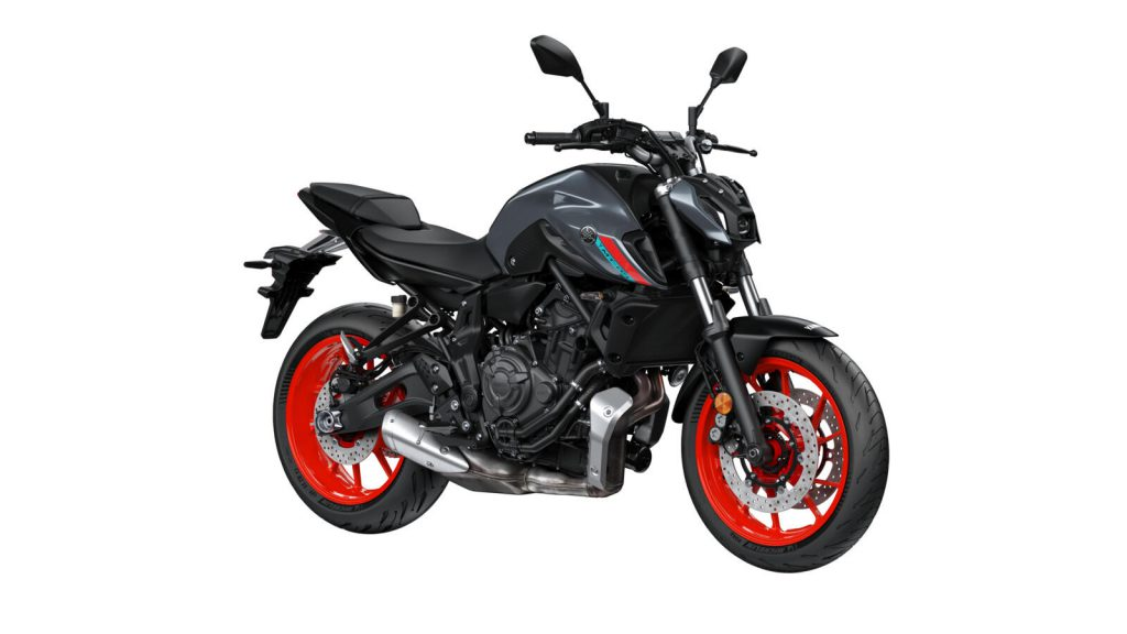 Yamaha MT-07, 2021