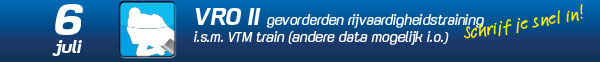 VRO2 Rijvaardigheidstraining 6 juli 2020 Gebben Motoren VTM Train