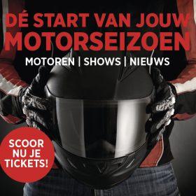 Motorbeurskaarten Utrecht 2020