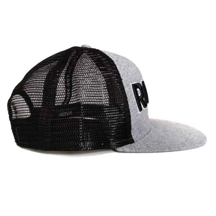 RACR CAP LOGO GRIJS