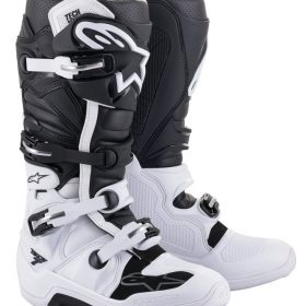 ALPINESTARS CROSSLAARS TECH-7 ZWART-WIT