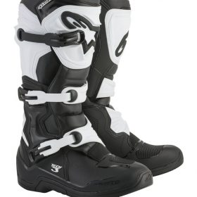 ALPINESTARS CROSSLAARS TECH-3 ZWART-WIT