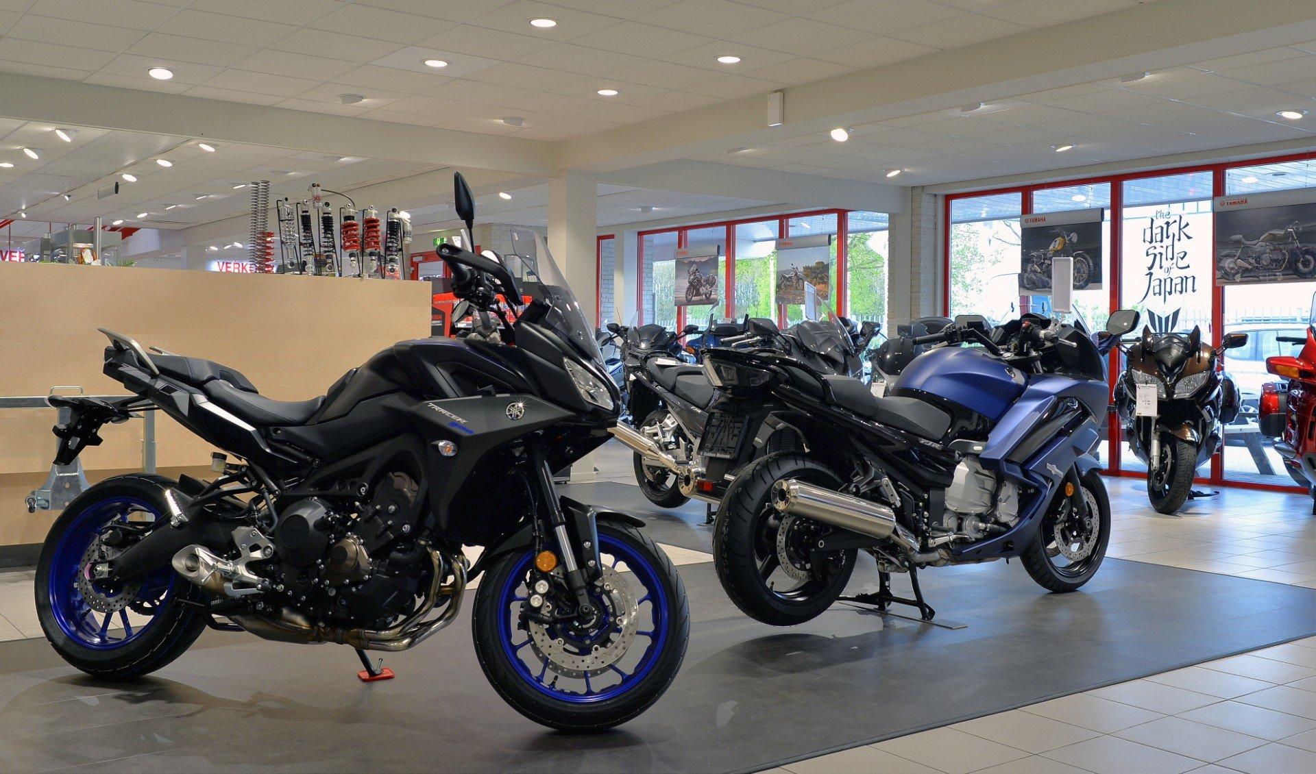 Motorzaak Friesland