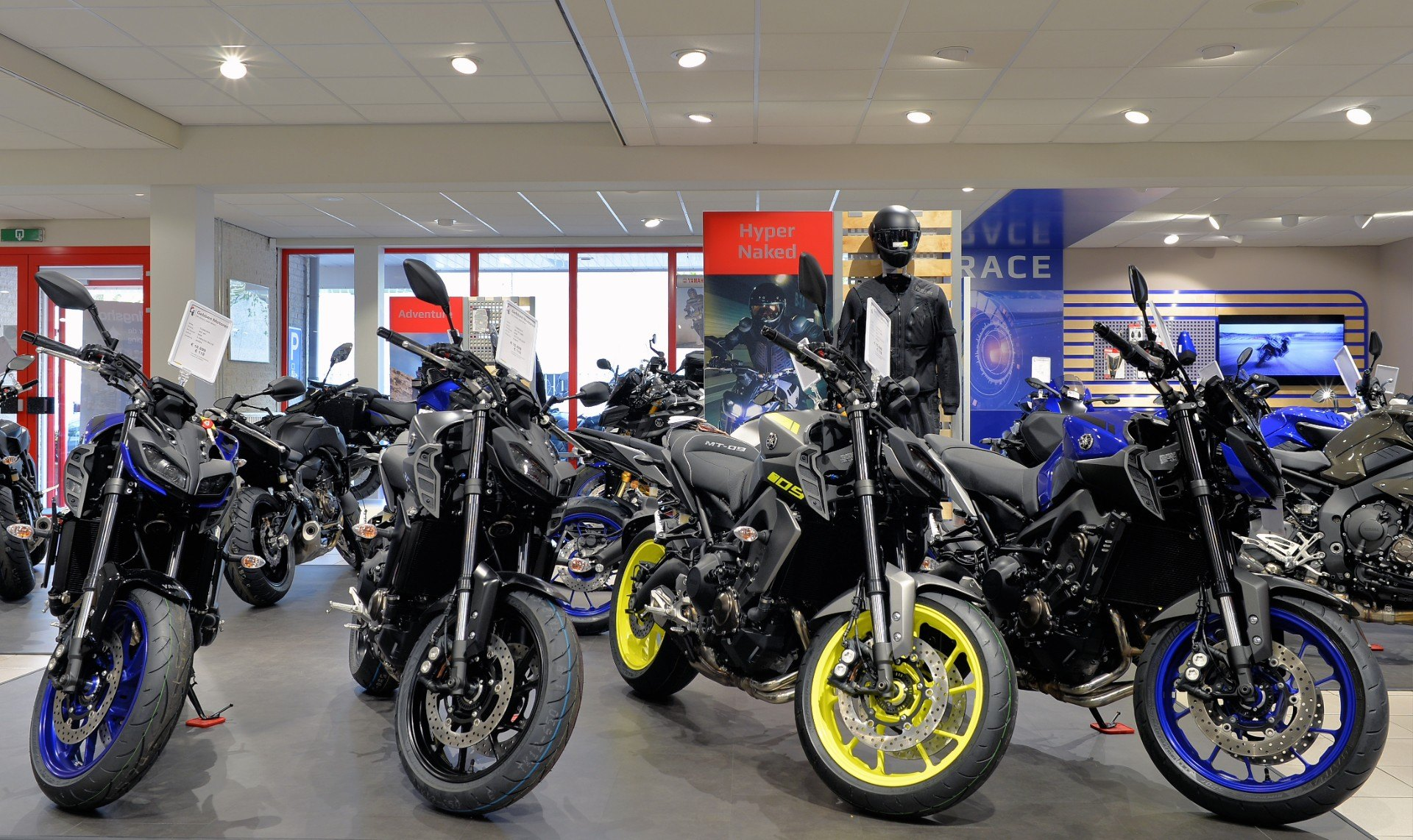 Yamaha Motordealer Groningen