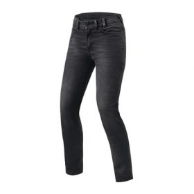 REVIT JEANS VICTORIA LADIES ZWART