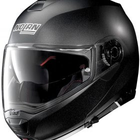 Nolan helm N100-5 mat grijs