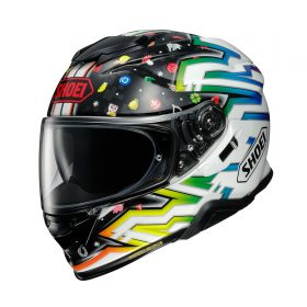SHOEI HELM GT AIR II LUCKY CHARMS TC-10