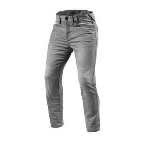 REVIT JEANS PISTON GRIJS